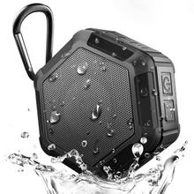 Portable Outdoor Sports Wireless IPX6 Waterproof Bluetooth Speaker Shower Bicycle For Phone Play In Water