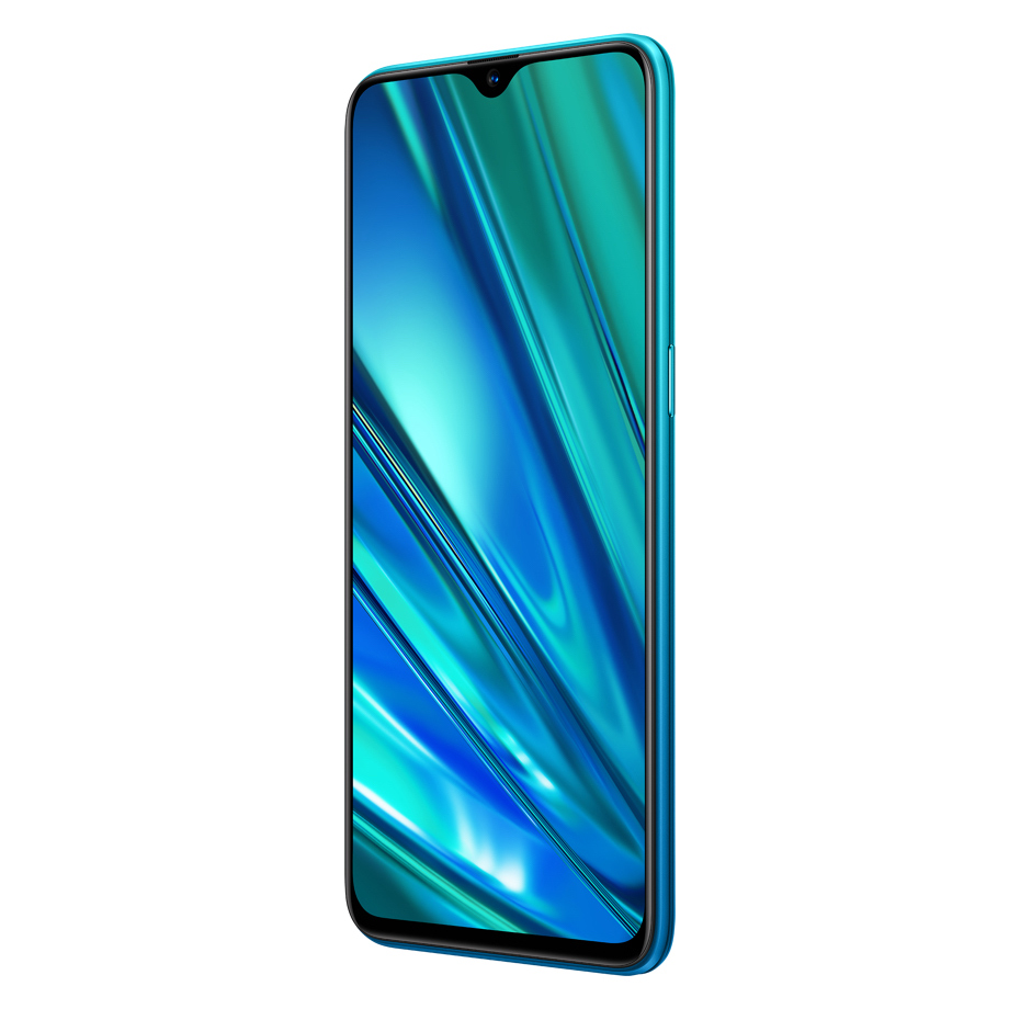 """Image 3 - Original Oppo Realme Q Mobile Phone Snapdragon 712 AIE 4305mah Android 9.0 6.3"""" Full Screen 4GB RAM 64B ROM 48.0MP Fingerprint-in Cellphones from Cellphones & Telecommunications"""
