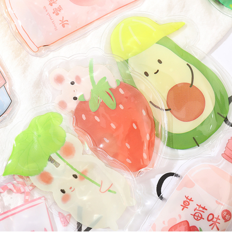 L0043 Autumn And Winter Cartoon Bye Thermal Mini Portable Hand Warmer Useful Product Repeated Rapid Fever Warm Feet Hand Warmer