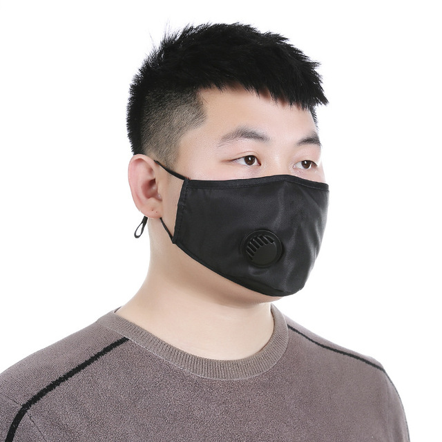PM2.5 mouth Mask anti dust mask Cotton Activated carbon filter Windproof Mouth-muffle bacteria proof Flu Face masks Care Dust 3