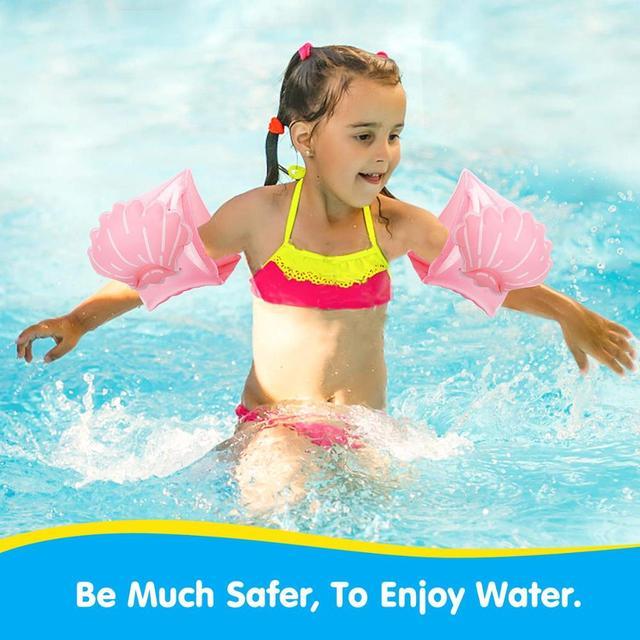 Rooxin bébé natation anneau bras cercle piscine flotteur gonflable natation sécurité formation pastèque baleine dinosaure piscine fête jouets