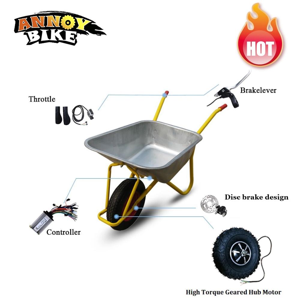 Motor para engrenagem de rodas, motor de engrenagem com rodas elétricas de 14.5 polegadas pro/18 m, cadeira de rodas de carrinho gordo offroad-0