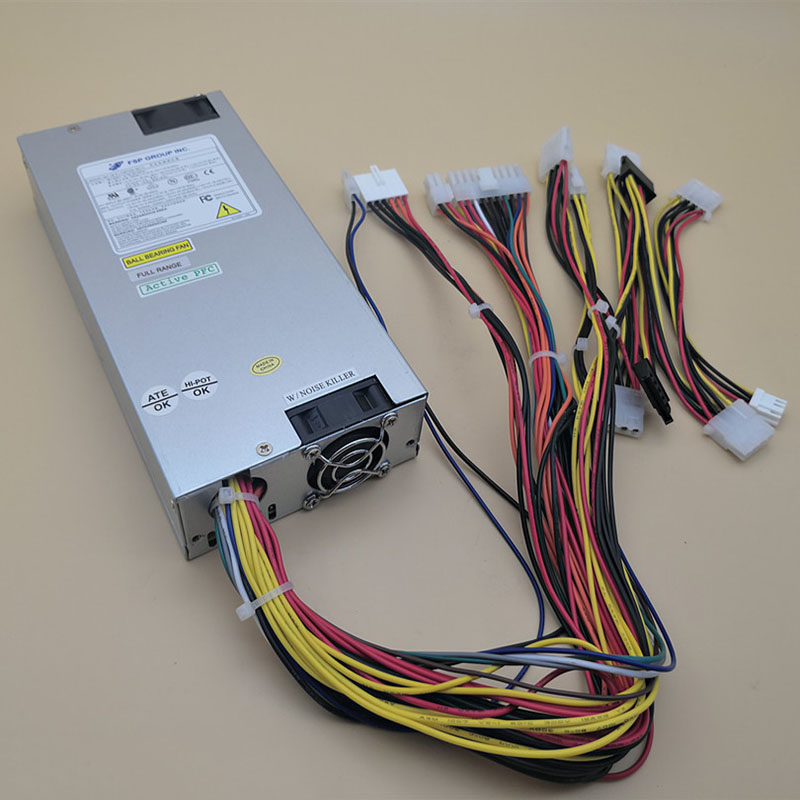 Free Shipping For Emacro FSP Group Inc FSP300-601U Server Power Supply 300W 1U PSU Emacro Sever Computer