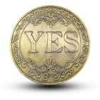 YES&NO Bronze Coin C...