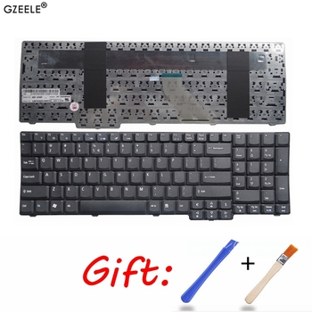 Teclado americano para portátil Acer Aspire 5235 5335 5335Z 5355 5535 5735Z...