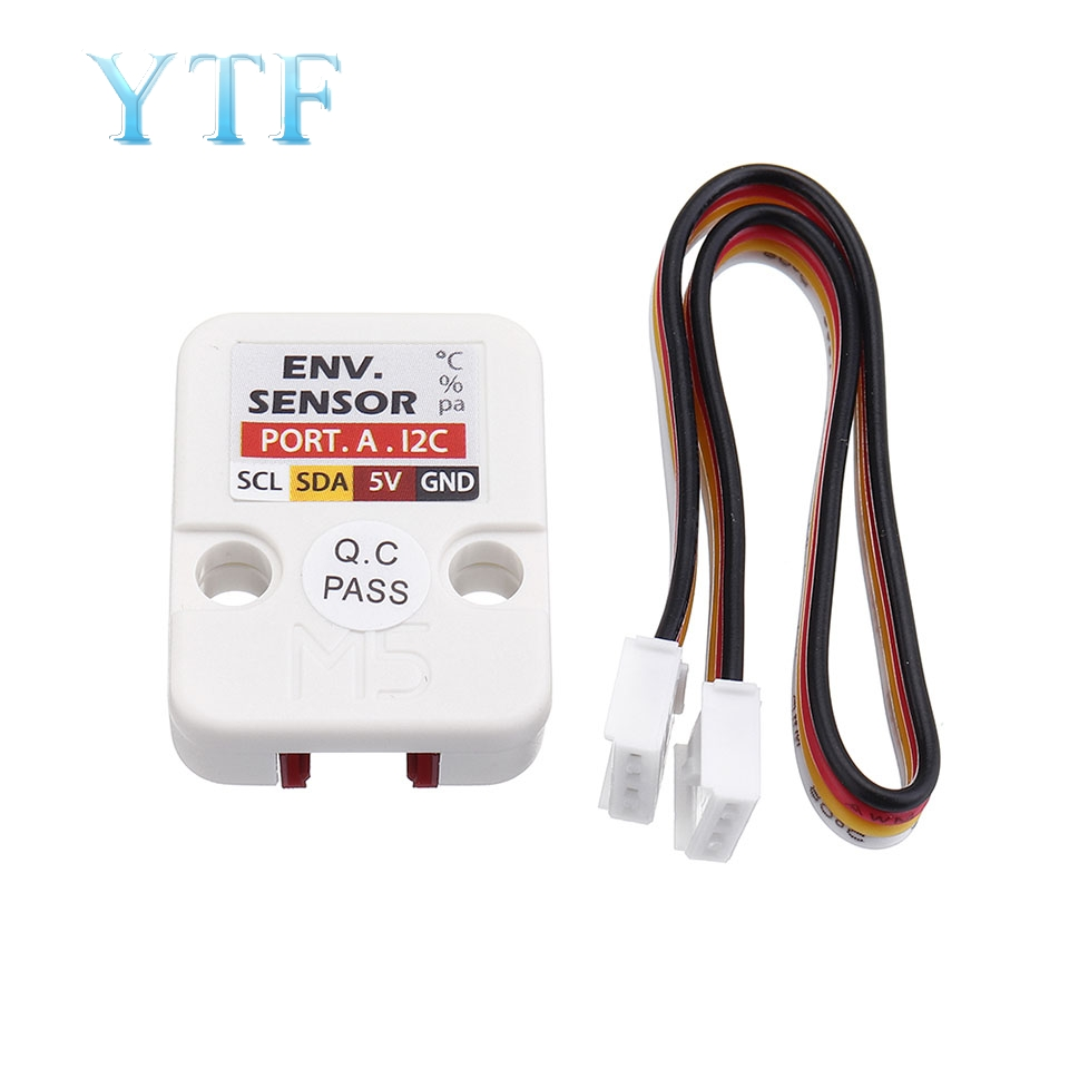 M5Stack Unit Temperature And Humidity / Pressure Sensor DHT12 + BMP280 I2C Interfaces