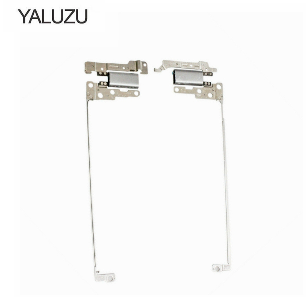 YALUZU LCD Screen Hinge L & R LCD Hinges Set For DELL INSPIRON 13MF 5378 5379 13-5378 13-5379 13-5368 5368 P69G