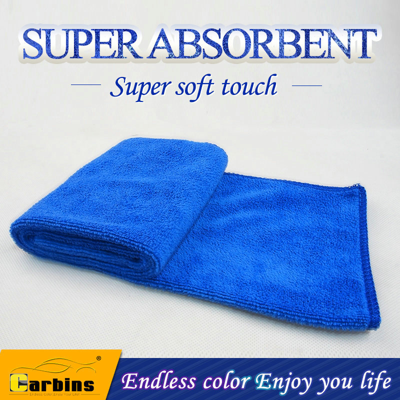 10Pcs 30*70cm Microfibre Cleaning Auto Soft Cloth Washing Cloth Towel Duster Car Care Cloth Home Cleaning Micro fiber Towels