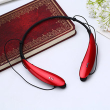 Wireless HBS800 sports neck-mounted Bluetooth headset stereo long standby outdoor wireless for Xiaomi/Huawi