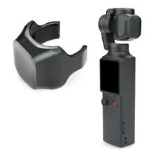 Pyłoszczelna ochrona dla FIMI Palm ochraniacz na drążek skrzyni biegów osłona obiektywu osłona obiektywu dla FIMI Palm kamera kardanowa akcesoria tanie tanio CMOTPETB FIMI Palm Protective 8 2*5 2*3 2cm ABS plastic FIMI Palm Gimbal Camera FIMI Palm Accessoires Lens Cap