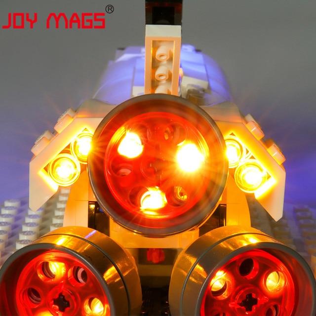 Комплект из светодисветильник joy mags only для 31066 creator