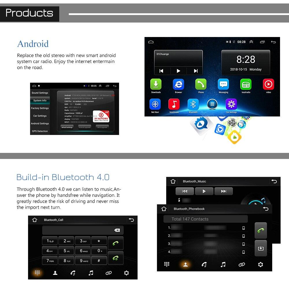 AMPrime 2 din Auto Multimedia 7