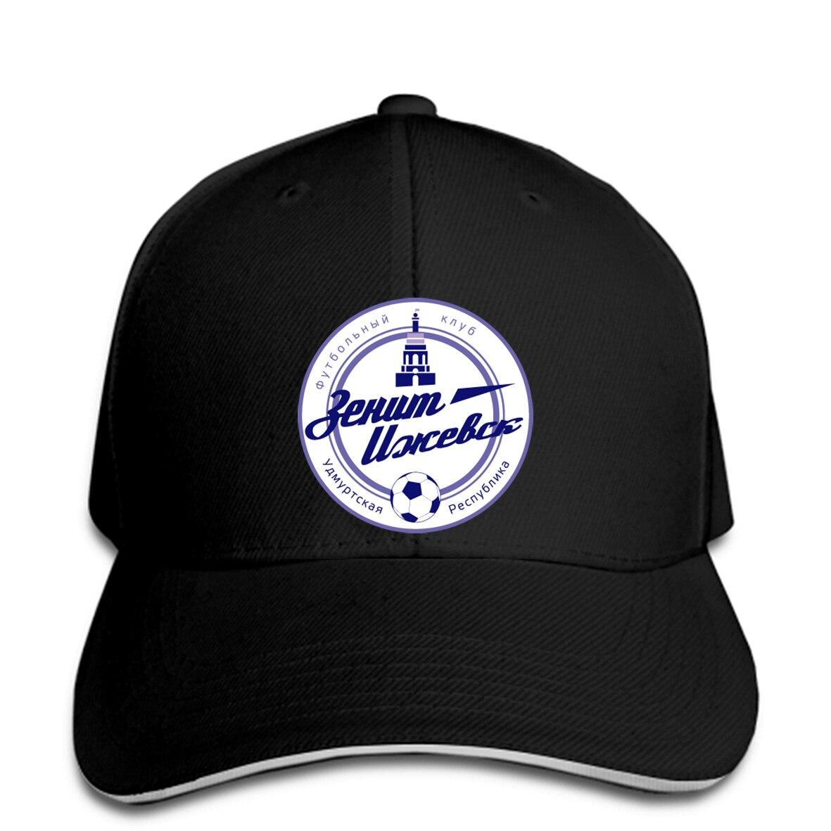 Baseball Cap Logo Fk Zenit Izhevsk Logo Hat Peaked Cap Aliexpress