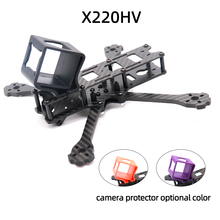 Tcmm 5 Inch Fpv Drone Frame X220HV Wielbasis 220Mm Koolstofvezel Voor Fpv Racing Drone Frame Kit
