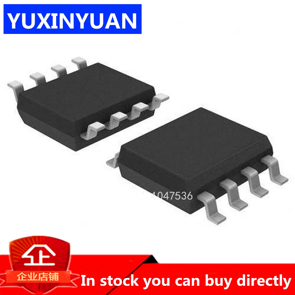 2PCS/LOT <font><b>DS2480</b></font> DS2480B SOP8 in stock IC DRIVER 1/0 8SOIC image