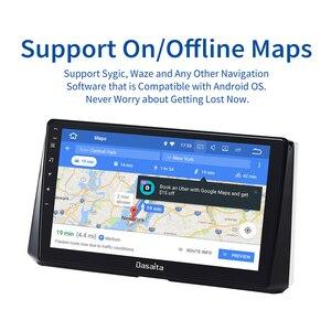 "Image 2 - Dasaita 1 Din 10.2 ""IPS Android 10.0 Car Radio for Toyota Corolla 2019 카 스테레오 DSP 블루투스 GPS 4GB RAM MAX10"