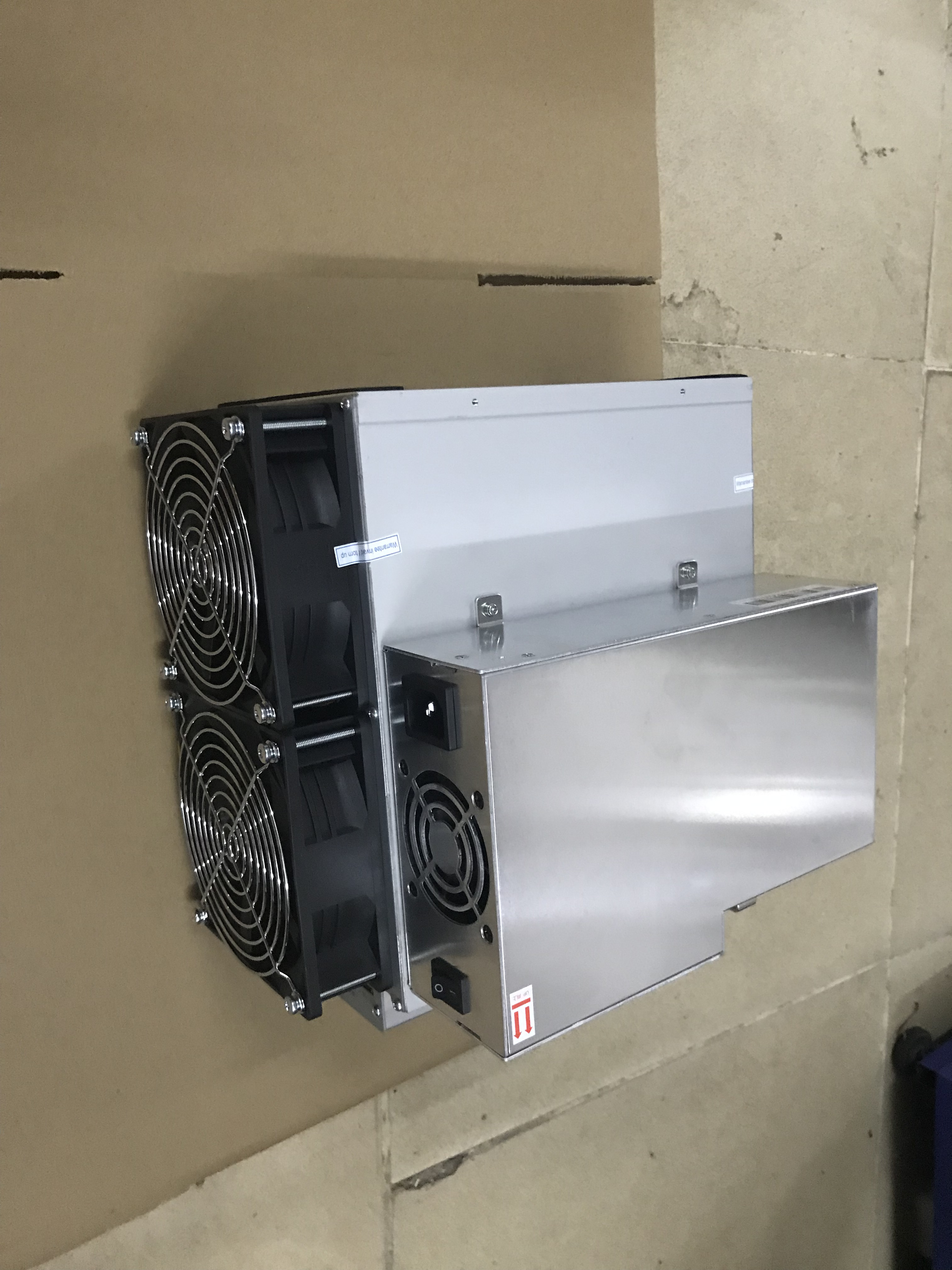 used old BTC Miner INNOSILICON Turbo  T2T  26TH/s Bitcoin Miner SHA256 With PSU Better Than Antminer S9 S11 S15 S17 T9+ T15 T1 6