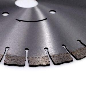 Image 4 - RIJILEI 350 MM Diamant snijden zaagblad voor graniet marmer steen beroep cutter blade Beton snijden circulaire Snijgereedschap
