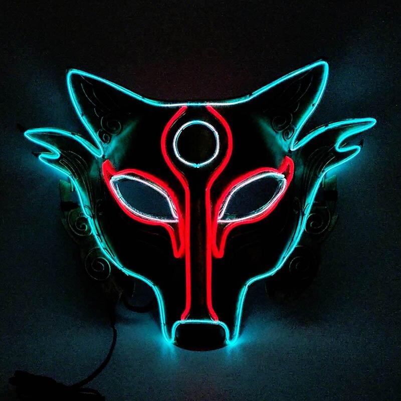 狼人动物面具