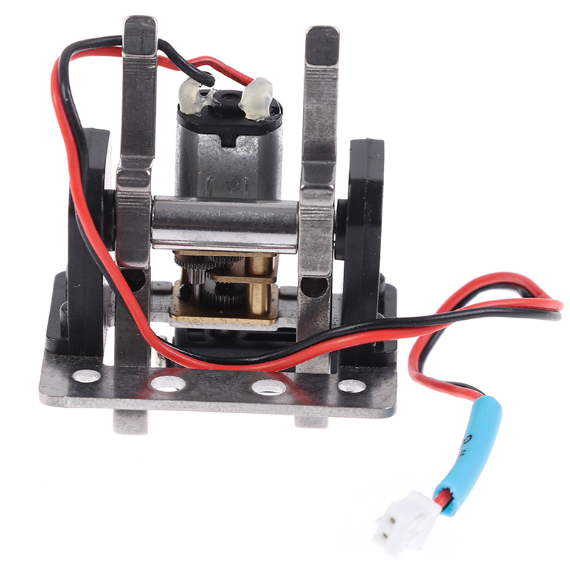 1pc 12mm Full Metal Gear Gearbox Speed Reduction Speed Reducer for N20 N30 Motor