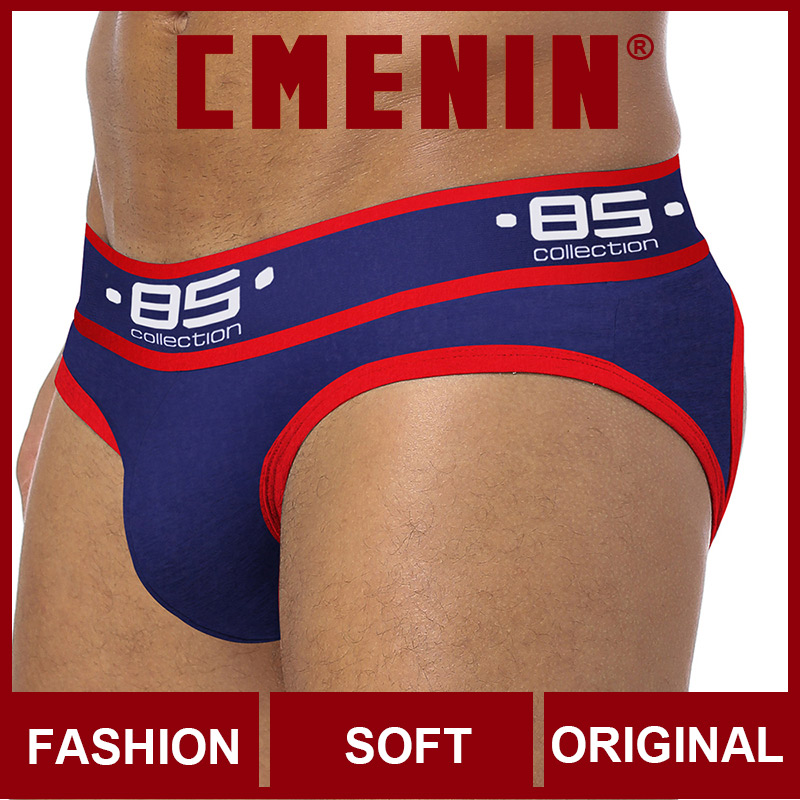 New Arrival LOGO Cotton Breathable BS Gay Men Sexy Underwear Thong Men Jockstrap Sissy Panties Mens Thongs And G Strings