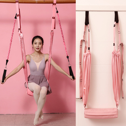 Full Set Handles Anti-gravity Aerial Yoga Ceiling Hammock Flying Swing chair Trapeze Yoga Inversion Device Home Hanging Belt