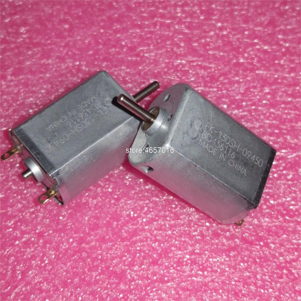 2PCS Micro Mabuchi 18mm  SH-030SA DC 3V 32000RPM High Speed Carbon brush Motor