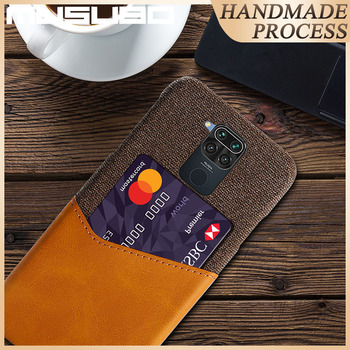 Musubo Luxury Case For XIAOMI Note 9 Pro Max 9s Note 8 Pro Back Cover For Note 7 Pro K30 K20 Pro 8A Fundas Card Holder Instagram