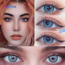 Jewelens Colored Contact Lenses Color Lens for Eyes Cosmetic Natural Color Contacts S08 Series