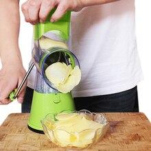 Manual Vegetable Cutter Slicer Kitchen Gadgets Multifunctional  Mandoline Shredded Potato Practical Tools