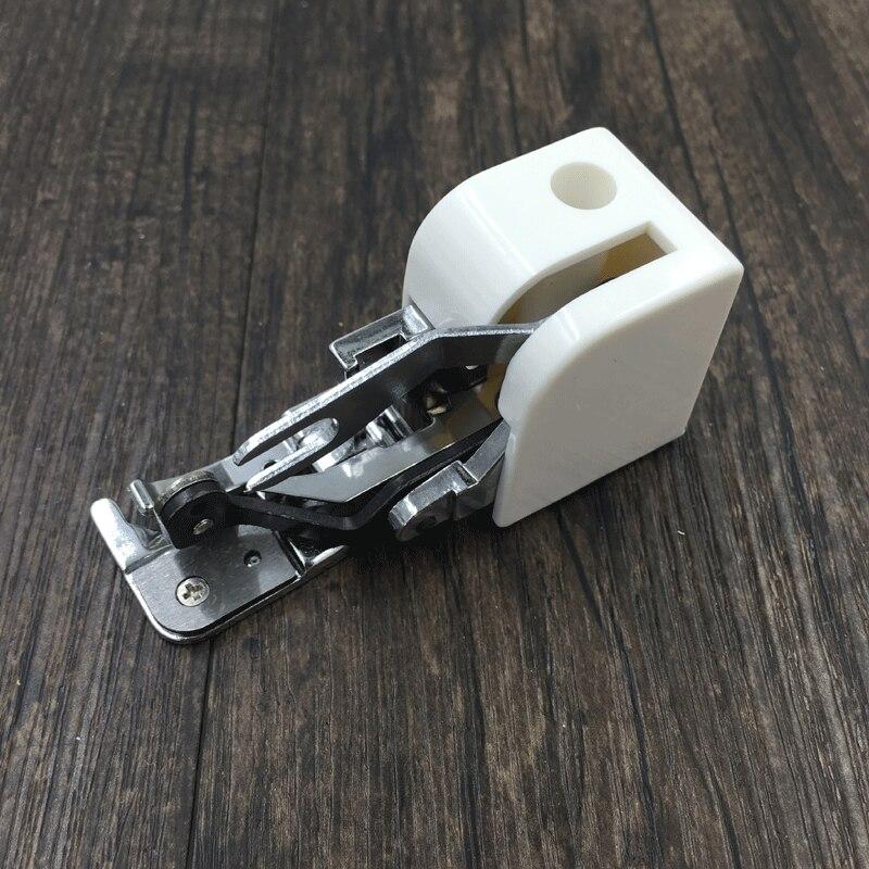 CY-10 бытовая швейная машина части боковая режущая оверлочная прижимная лапка для всех низких ХВОСТОВИКОВ