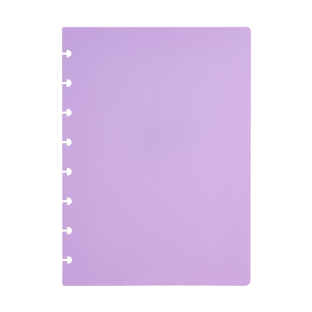 A5 Business Notebook Cover Loose-leaf Notebook Cover Student Loose-leaf Notebook Cloth Mushroom Hole Notepad Shell