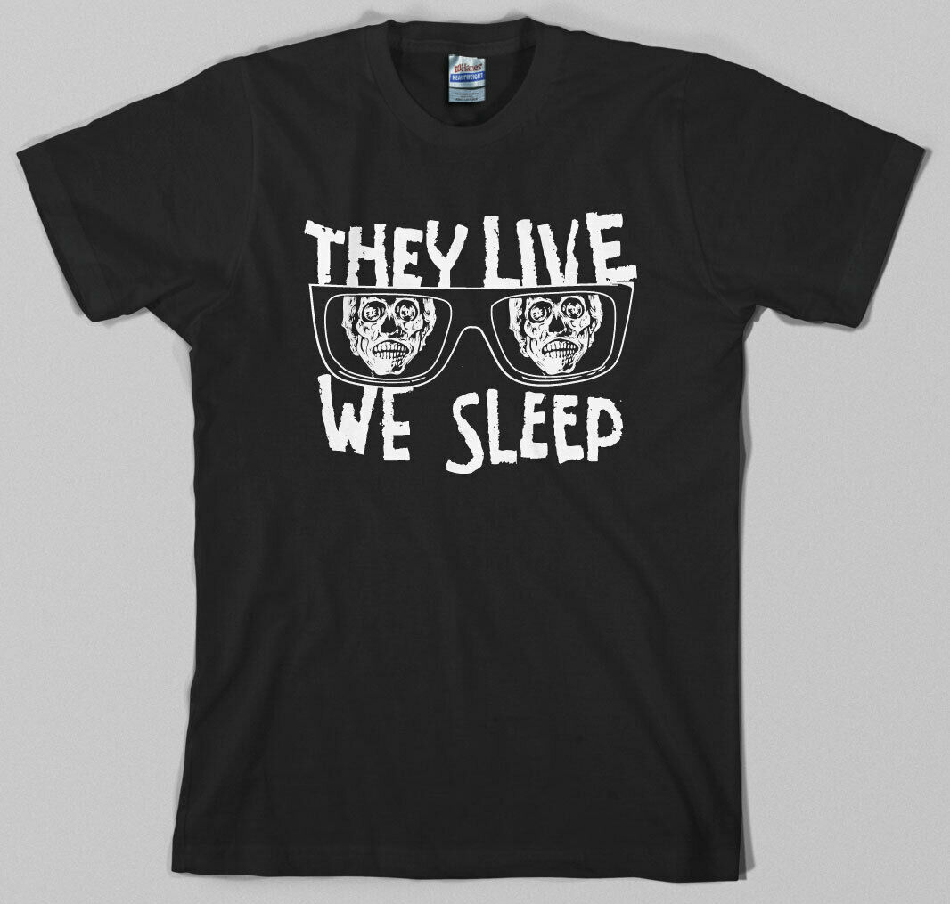 We Sleep Obey, Sunglasses, Roddy Piper, Kick Ass, Chew Gum T Shirt
