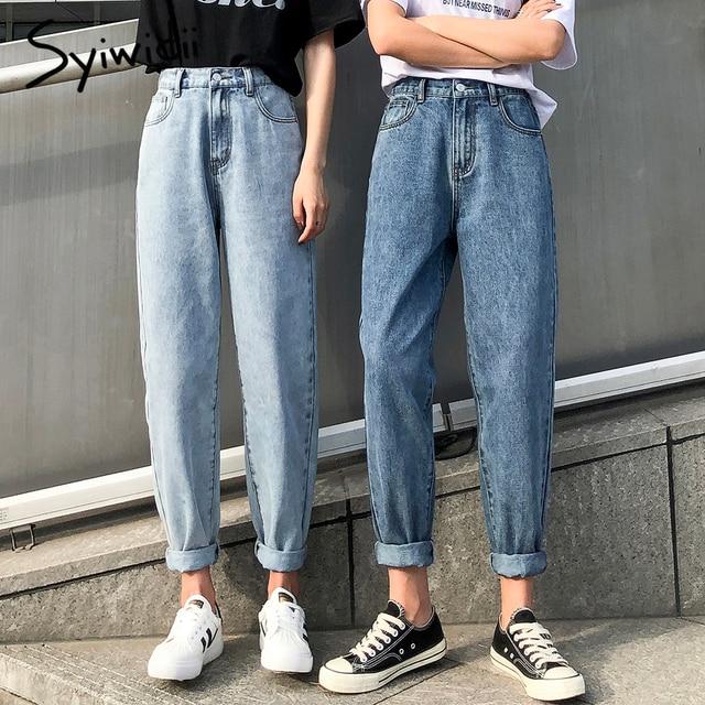 high waist jeans woman plus  1
