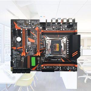 X99 материнская плата LGA2011-V3 Профессиональный 4 канальный DDR4 настольного компьютера материнская плата модуль разные цвета