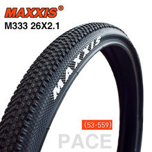 MAXXIS 26 Bicycle Tire 26*2.1 PACE White Logo MTB Mountain Bike Tire 53-559 Pneu De Bicicleta Bike Parts or AV/FV Inner Tube