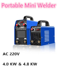 1PC Inverter Arc Electric Welding Machine 220V MMA Welder for Home DIY Welding Task and Electric Working