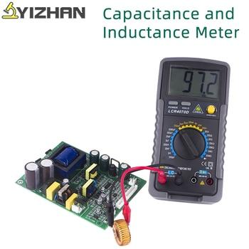Medidor LCR4070D LCR, multímetro, condensador Digital profesional, medidor de inductancia, óhmetro y Metro, medidor de medición de inductancia