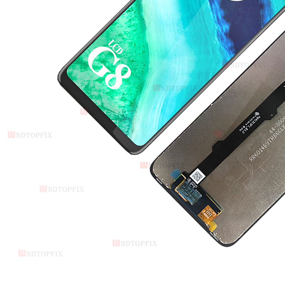 Moto G8 LCD