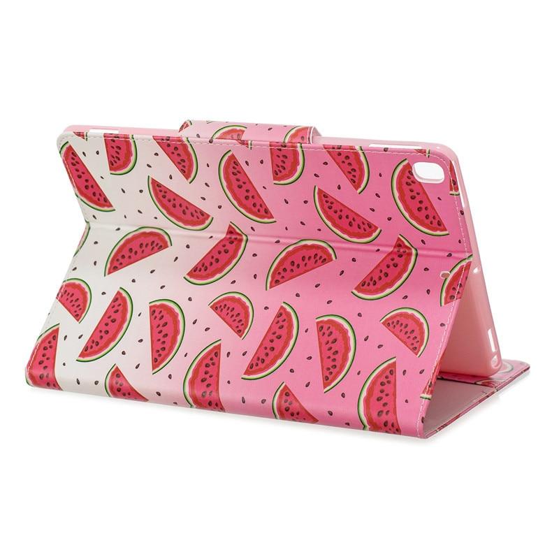 7th Leather Case Unicorn For Cartoon iPad iPad For 10.2