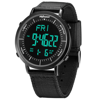 Shifenmei ultra-thin men's electronic watch Men Sport Watch Outdoor Digital Watch Electronic Wrist WatchesRelogio Masculino 1