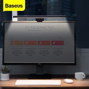 Baseus Desk-Lamp Light-Bar Screen-Monitor Computer Hanging Dimmable Study-Reading Office