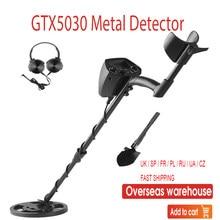 MD4030 Professional Metal Detector Gold Digger Treasure Finder Adjustable Height Waterproof Metal Gold Detecting Tool GTX5030