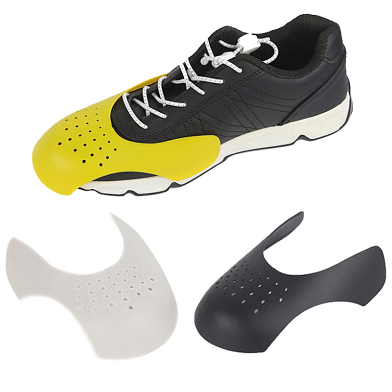 1Pair Sneaker Shoe Protector Anti-Wrinkle Sneaker Crease Preventer Toe Box Decreaser Against / Prevent Front Creases