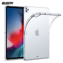 ESR Clear Case for iPad Pro 11 12.9 Inch 2020 Crack-Resistance Cover Ultra Thin Air-Guard Corner for iPad Pro 12.9 Case Cover(China)