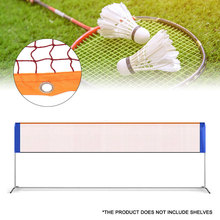 Badminton-Net Volleyball Tennis Portable Training-Accessory Equipmen Square Professional
