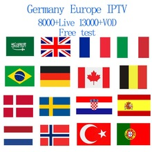 Germa UK IPTV 8000+ Live Channels 13000+vod Best EUROPE XXX IPTV Arabic Sweden  USA  America IPTV For M3U Android IOS Mag box