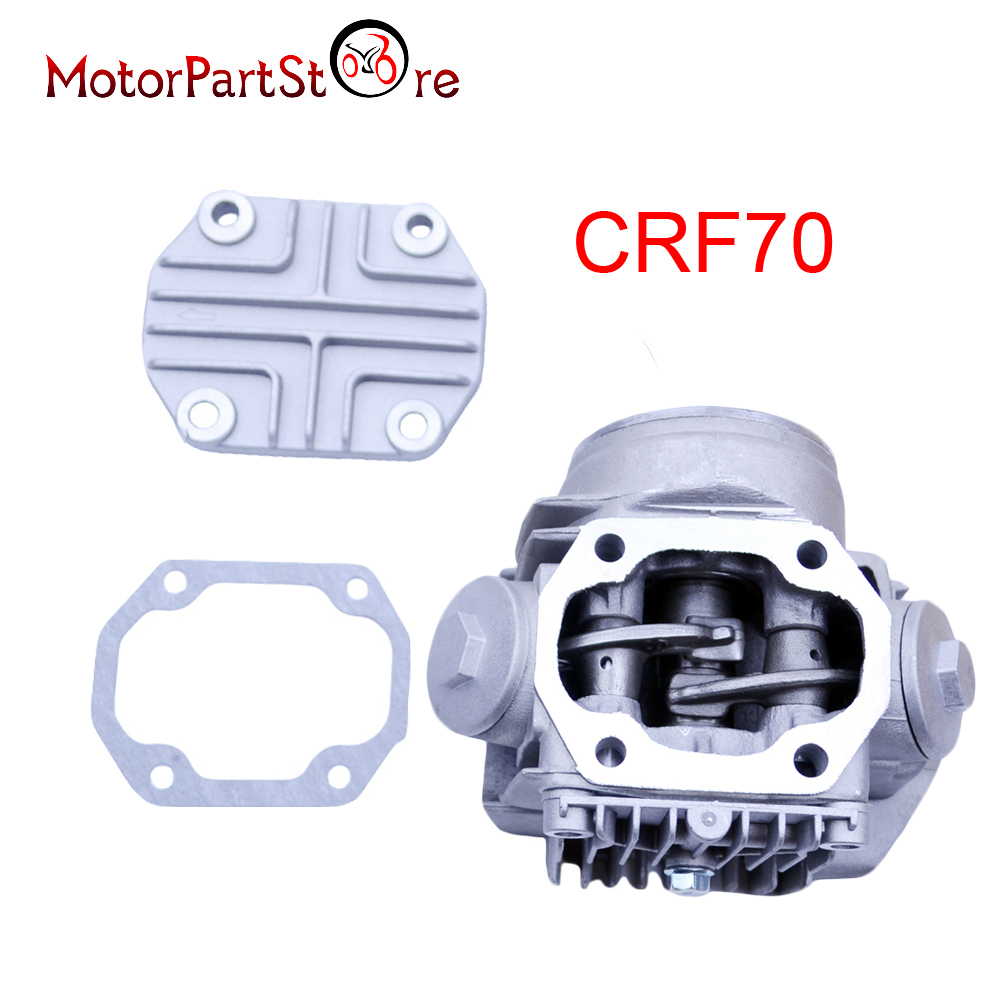 FLYPIG 1 Set Durable COMPLETE CYLINDER HEAD for HONDA 70CC ATC70 TRX70 S65 CRF70 XR70 CT70 C70 for TRAIL BIKE