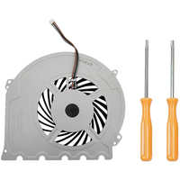 Replacement Internal Cooling Fan Ksb0912Hd for Ps4 Slim Cuh 2015A Cuh 2016A Cuh 2017A Cuh 20Xx Cuh 21Xx Cuh 22Xx Models+Tool K|Fans| |  -