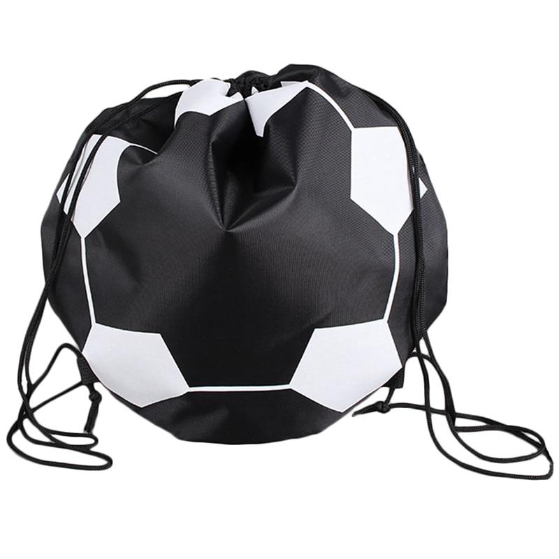 Outdoor Sporting Soccer Net 1 Balls Carry Net Bag Sports Portable Equipment Football Volleyball Basketball Net Bag
